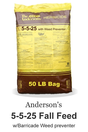 Andersons 5-5-25 With Weed Preventer