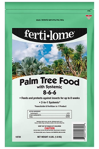 Fertilome 8-6-6 Palm Tree Food with Systemic Insecticide