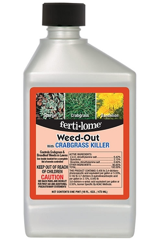 Fertilome Weed Out with Crabgrass Killer