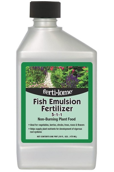 Buy fertilome fish emulsion plant food 5 1 1 for sale for What is fish emulsion