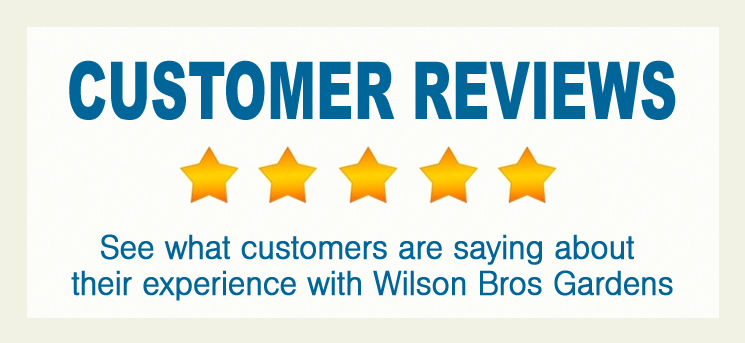 Wilson Bros Gardens Customer Reviews