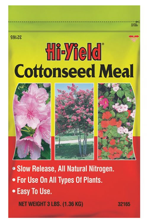 Hi-Yield Cottonseed Meal 6-1-1
