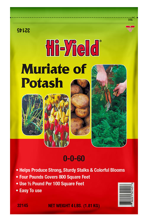 Hi-Yield Muriate of Potash
