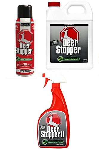 Homemade Deer & Rabbit Repellents