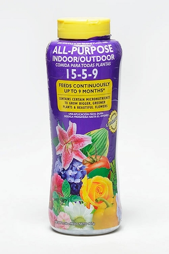 Dynamite All-Purpose Select Indoor / Outdoor Plant Food 15-5-9