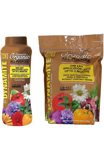 Dynamite Organic All-Purpose Plant Food 10-2-8
