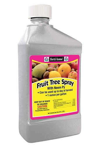 Fertilome Fruit Tree Spray With Neem Py