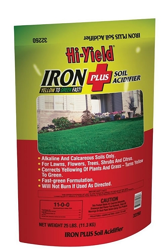 Hi-Yield Iron Plus Soil Acidifier