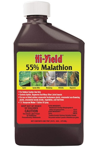 Hi-Yield 55% Malathion Insect Spray