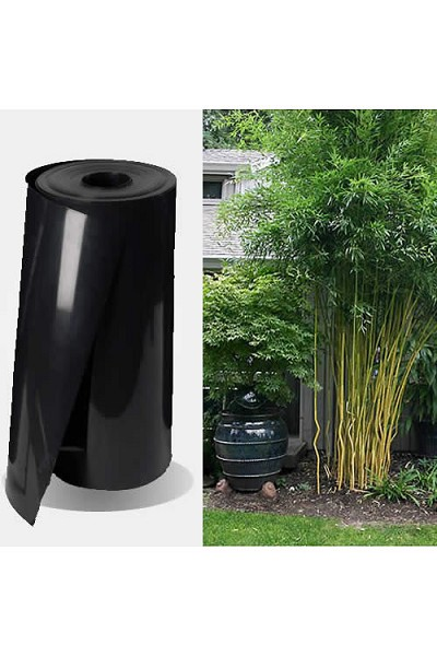 Bamboo Root Barrier Liner - 60 mil x 24